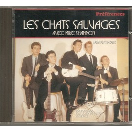 Mike Shannon Et Les Chats Sauvages - Mike Shannon Et Les Chats Sauvages