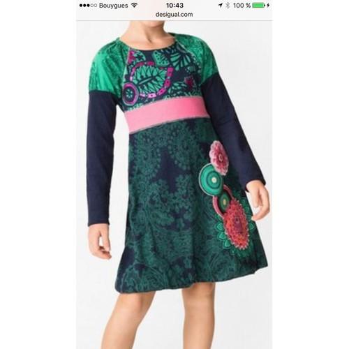 desigual robe enfant 13 14 achat et vente. Black Bedroom Furniture Sets. Home Design Ideas