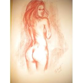 comment dessiner un nu
