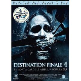 Destination Finale 4 - �dition Collector - Version 3-D de David R. Ellis