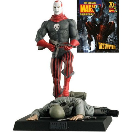 destroyer special figurine plomb marvel neuf et d 39 occasion. Black Bedroom Furniture Sets. Home Design Ideas