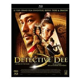 Detective Dee : Le Myst�re De La Flamme Fant�me - Blu-Ray de Tsui Hark