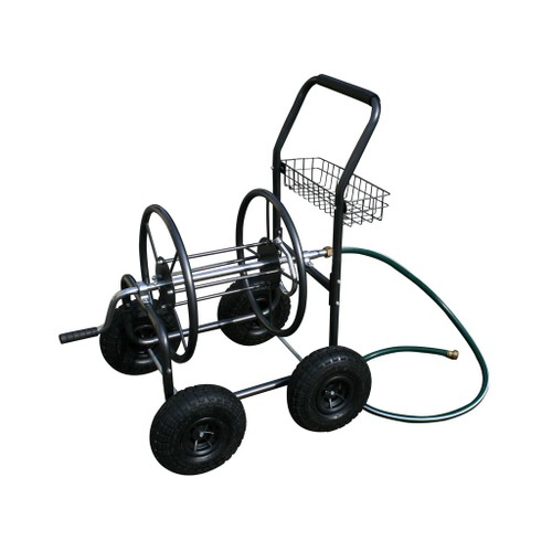 d vidoir chariot enrouleur de tuyau d 39 arrosage tc 471 varanmotors. Black Bedroom Furniture Sets. Home Design Ideas