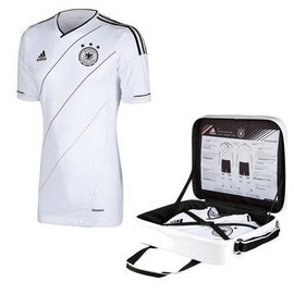 Dfb H Auth Jsy - Maillot + Valise Allemagne Football Adidas