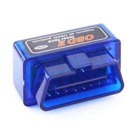 diagnostic interface elm327 obd2 ii bluetooth car auto outil scanner obd2 bleu. Black Bedroom Furniture Sets. Home Design Ideas