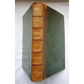 Dictionnaire De Chimie Industrielle ( Tome 3 De Halloysite � Yttroc�rite) Reli� Demi-Cuir de A.-M; Villon et P.Guichard
