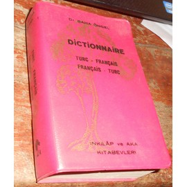 Dictionnaire Francais Turc Fransizca Turkce Sozluk de Gurun