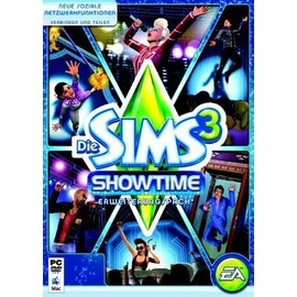 Die Sims 3 Showtime (Add-On) [Import Allemand] [Jeu Pc]