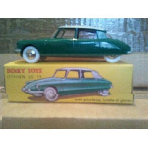 dinky toys atlas citroen ds 19 ref 24cp neuf et d 39 occasion. Black Bedroom Furniture Sets. Home Design Ideas