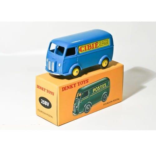 dinky toys atlas fourgon postal ref 25vb achat et vente. Black Bedroom Furniture Sets. Home Design Ideas