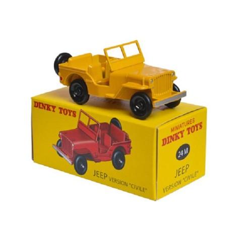 Dinky Toys Atlas Jeep Ref 24m Atlas Neuf Et D Occasion