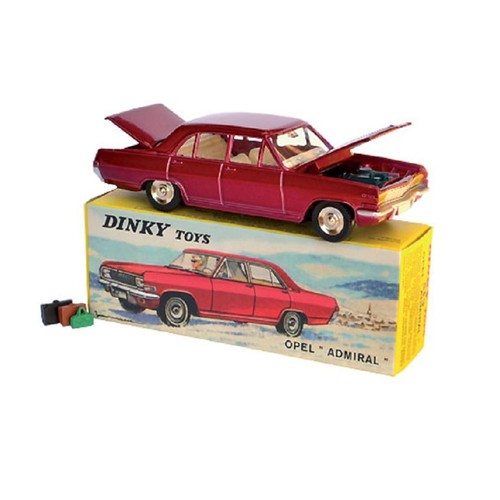 dinky toys atlas opel admiral r f 513 atlas neuf et d 39 occasion. Black Bedroom Furniture Sets. Home Design Ideas