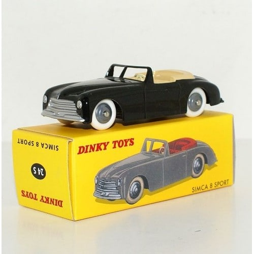 dinky toys atlas ref 24s simca 8 sport atlas neuf et d 39 occasion. Black Bedroom Furniture Sets. Home Design Ideas