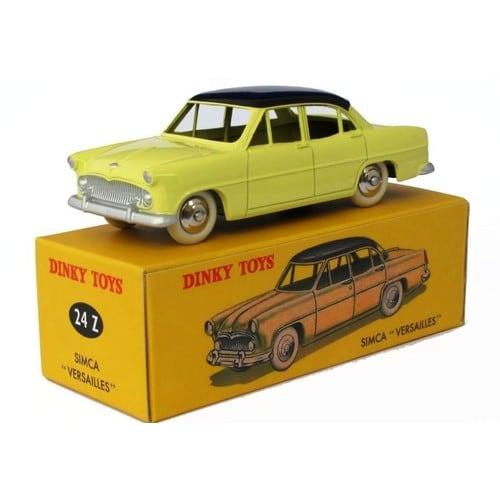 dinky toys atlas simca versailles norev voiture miniature 24z. Black Bedroom Furniture Sets. Home Design Ideas
