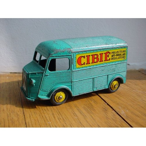 dinky toys france citroen hy cibie original neuf et d 39 occasion. Black Bedroom Furniture Sets. Home Design Ideas