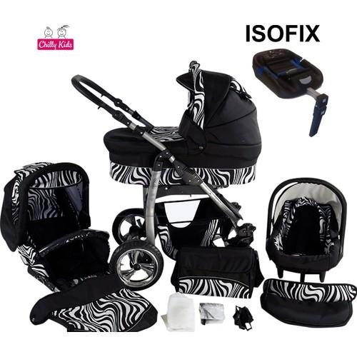 dino poussette trio avec isofix nacelle poussette canne. Black Bedroom Furniture Sets. Home Design Ideas