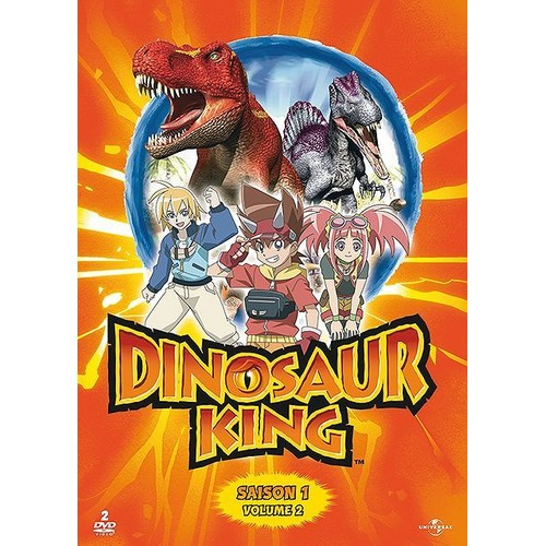 Dinosaur king saison 1 volume 2 dvd zone 2 - Dinosaure king saison 2 ...