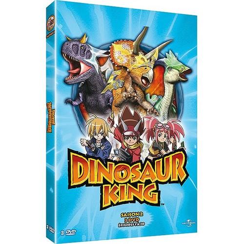 Dinosaur king saison 2 volume 1 dvd zone 2 rakuten - Dinosaure king saison 2 ...