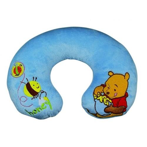 Disney coussidou pour le voyage coussin cale t te pour enfants collection winnie l 39 ourson - Tete winnie l ourson ...