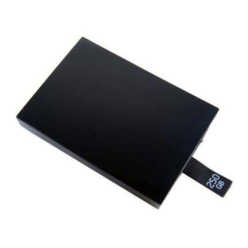 disque dur hard disk drive hdd 250 go gb pour microsoft xbox 360 slim neuf. Black Bedroom Furniture Sets. Home Design Ideas