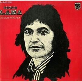 Disque vinyle 33t je suis malade les glycines la chanson des pecheurs la fronde la crise - Je suis malade chanson ...