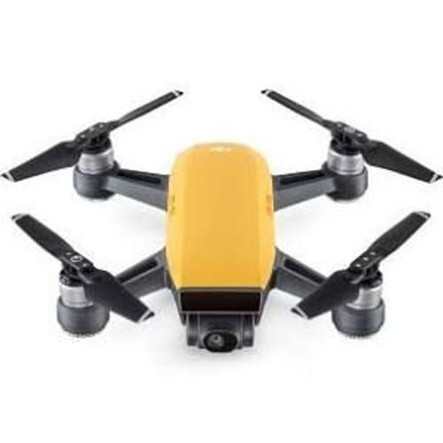 dji spark fly more combo jaune drone dji neuf et d. Black Bedroom Furniture Sets. Home Design Ideas