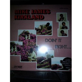 Doin' It Right - Mike James Kirkland
