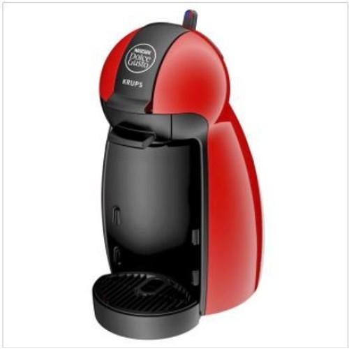 dolce gusto piccolo kp100610 rouge pas cher priceminister rakuten. Black Bedroom Furniture Sets. Home Design Ideas