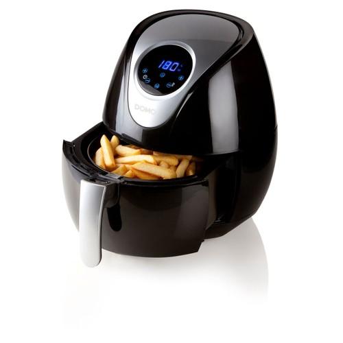 Domo do509fr friteuse air chaud achat et vente - Friteuse a air chaud ...