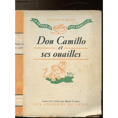 Don camillo et ses ouailles de giovanni guareschi neuf for Don camillo a paris