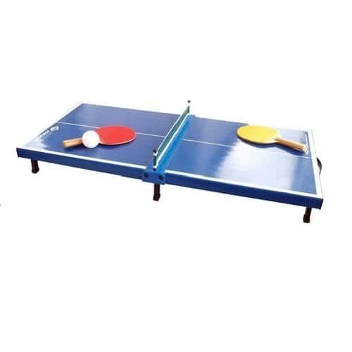 donic schildkr t mini table de ping pong achat et vente. Black Bedroom Furniture Sets. Home Design Ideas