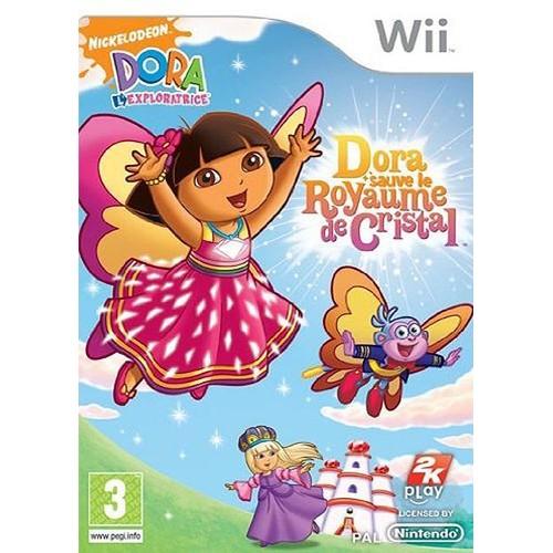 Dora l 39 exploratrice dorasauve le royaume de cristal - Jeux dora l exploratrice gratuit ...