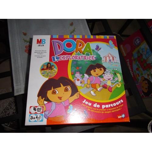 Dora l 39 exploratrice jeu de parcours achat et vente - Jeux dora l exploratrice gratuit ...