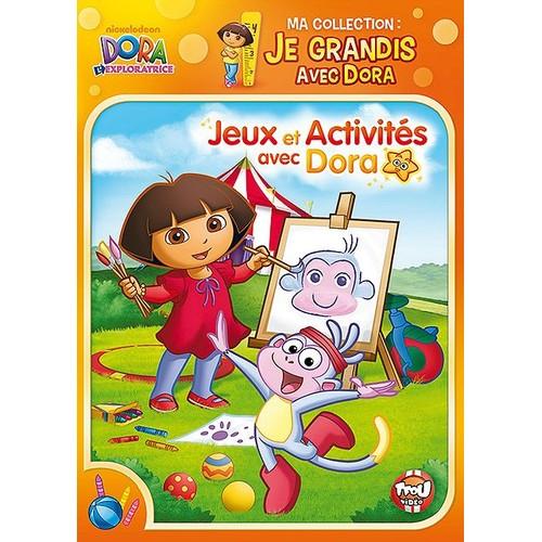 Dora l 39 exploratrice ma collection je grandis avec dora - Jeux dora l exploratrice gratuit ...