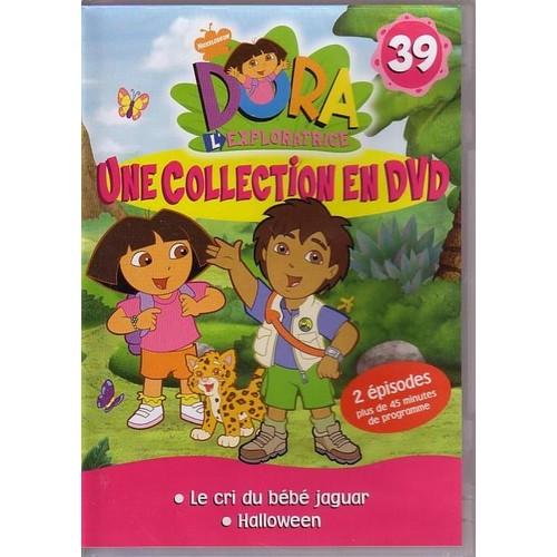 Dora n 39 le cri du b b jaguar halloween dvd zone 2 - Bebe du jaguar ...