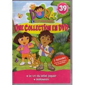 Dora N� 39 - Le Cri Du B�b� Jaguar - Halloween de Nickelodeon