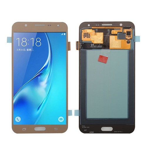 Dor complet cran tactile vitre lcd pour samsung galaxy for Photo ecran samsung j7