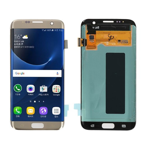 Dor cran lcd vitre tactile pour samsung galaxy s7 edge for Photo ecran galaxy s7