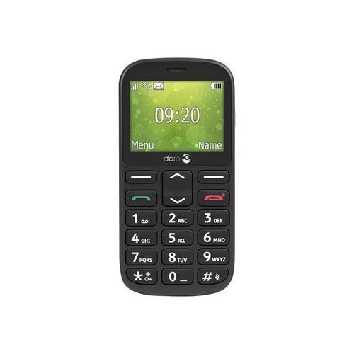 Doro 1361 noir pas cher achat vente de mobile - Telephone portable doro pas cher ...