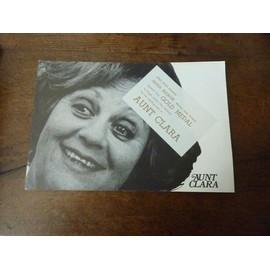 Dossier De Presse Du Film Aunt Clara De Avram Heffner 0