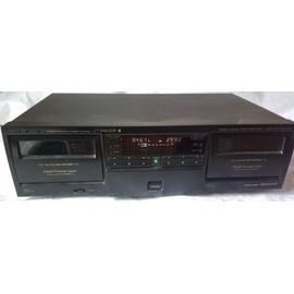 double platine cassette vintage pioneer ct w806dr pas cher. Black Bedroom Furniture Sets. Home Design Ideas