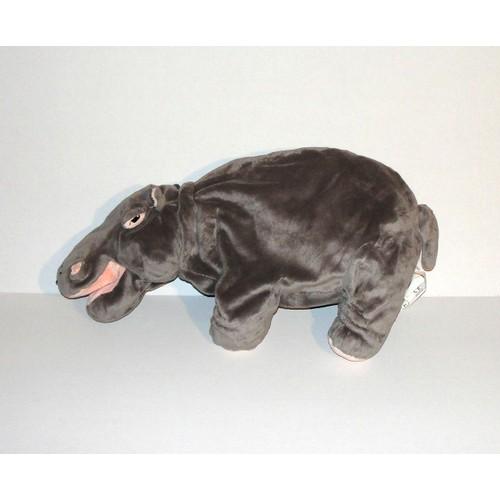 doudou hippopotame ikea peluche animal klappar flodhast 45 cm. Black Bedroom Furniture Sets. Home Design Ideas