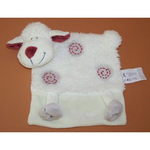 doudou mouton plat kiabi achat vente de jouet priceminister rakuten. Black Bedroom Furniture Sets. Home Design Ideas
