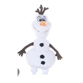 Doudou olaf bonhomme de neige disney nicotoy simba toys - Bonhomme de neige olaf ...