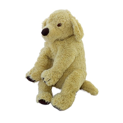 doudou peluche chien beige ikea gosig golden retriver. Black Bedroom Furniture Sets. Home Design Ideas