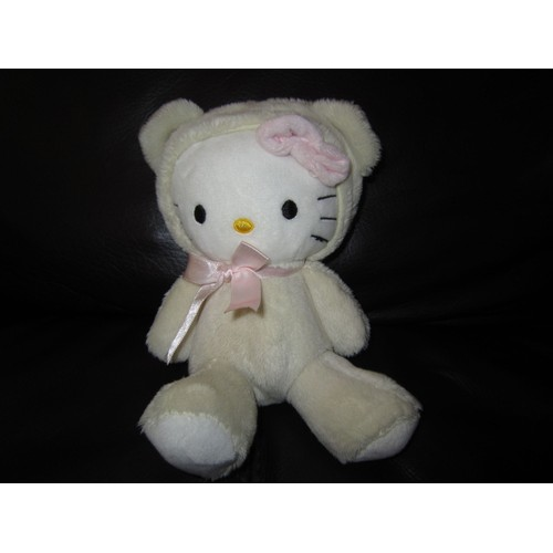 nav Enfant jouets doudou f Hello kitty