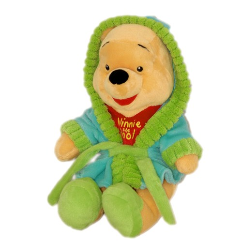 Doudou Peluche Ours Winnie The Pooh Winnie L\'ourson Disney Nicotoy ...