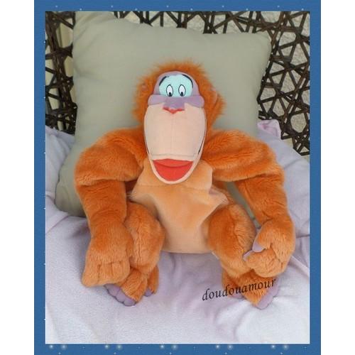 offer buy  doudou peluche range pyjama singe roi louie disney livre de la jungle jemini