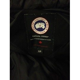 canada goose taille l