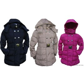 doudoune fille neuve 3 14 ans doublee fourrure capuche amovible manteau parka veste blouson neuf. Black Bedroom Furniture Sets. Home Design Ideas